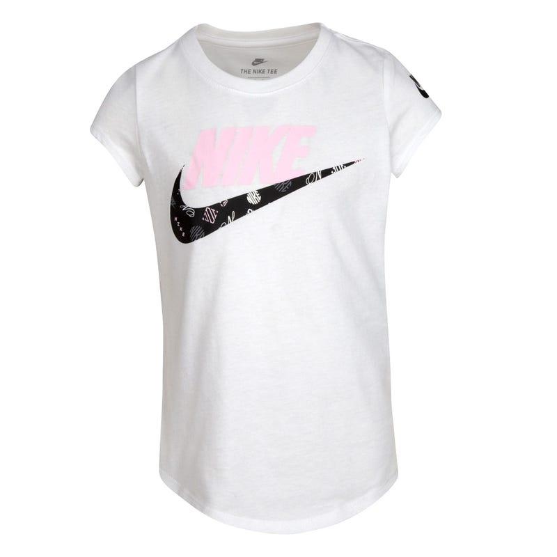 T-Shirt Monogramme Nike 4-6x