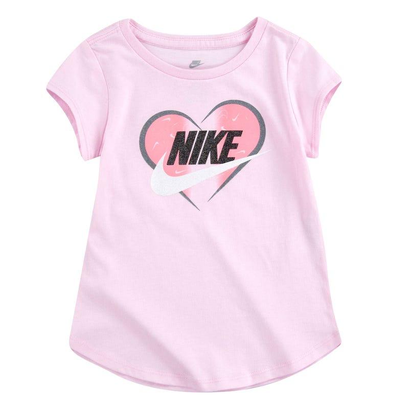 T-Shirt Coeur Nike 4-6x