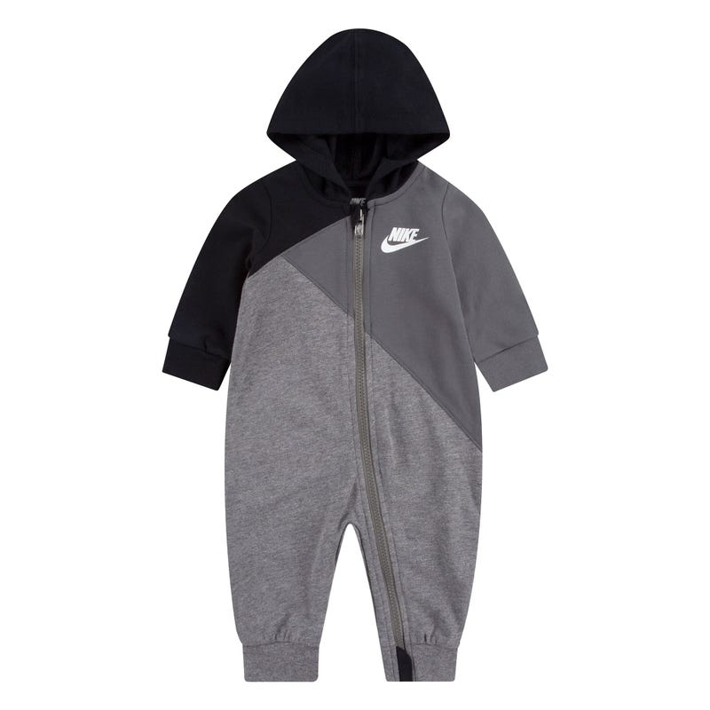 Amplify Hooded Coverall 0-9M