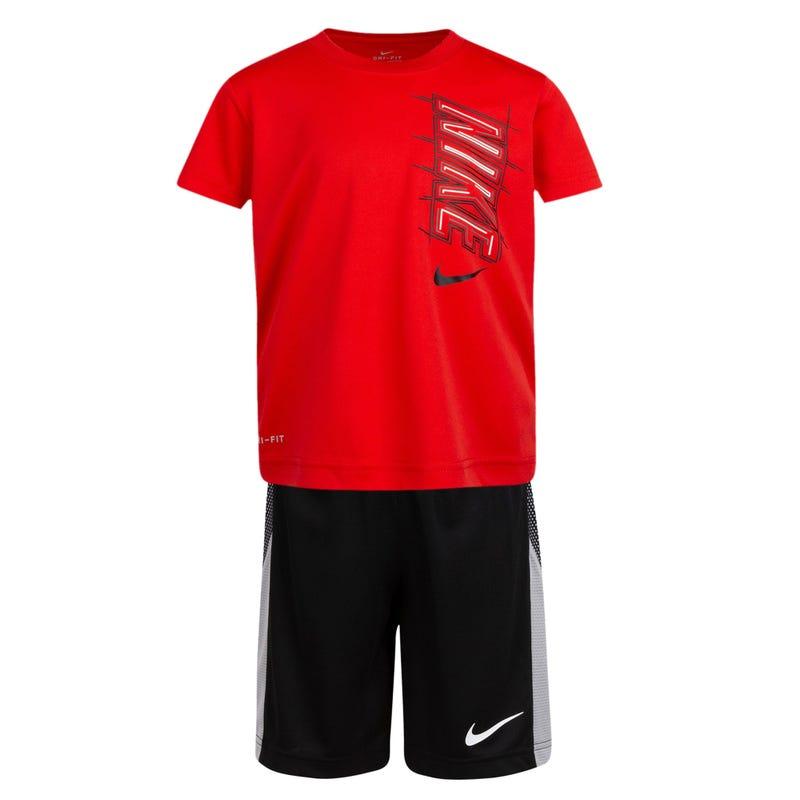 Ensemble Short DF Nike Block 12-24mois