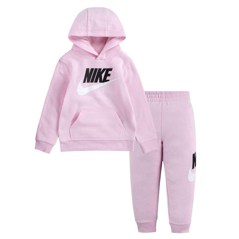 Ensemble Ouaté Nike 2-4T