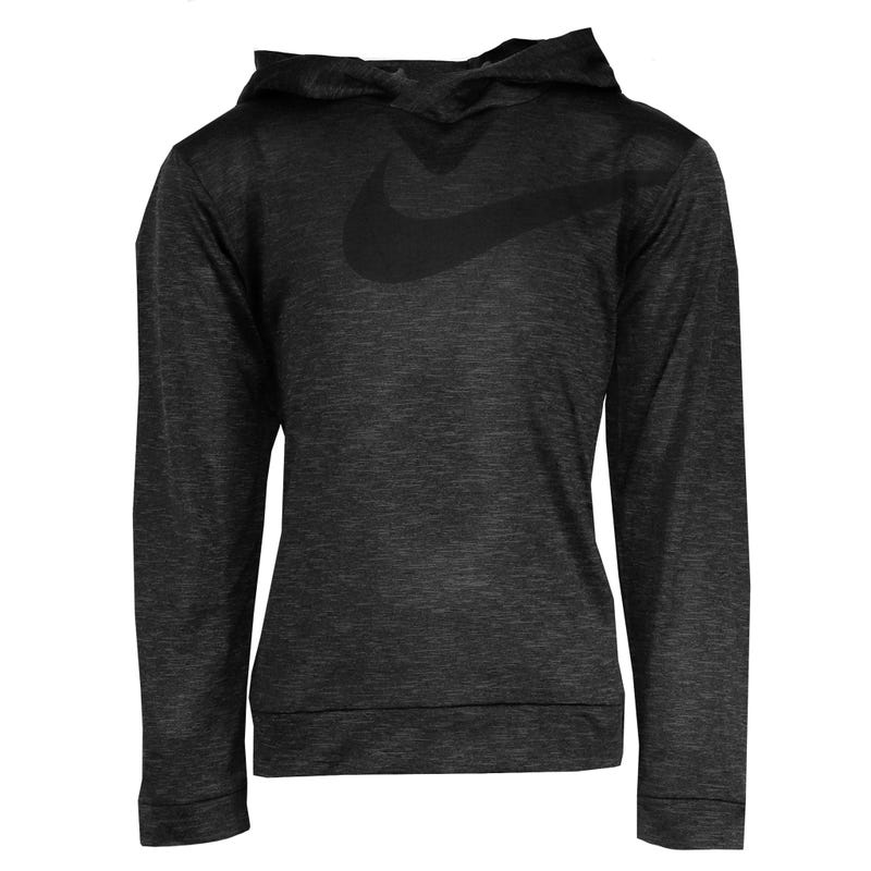 Swoosh Hooded Long Sleeve T-Shirt 4-7y