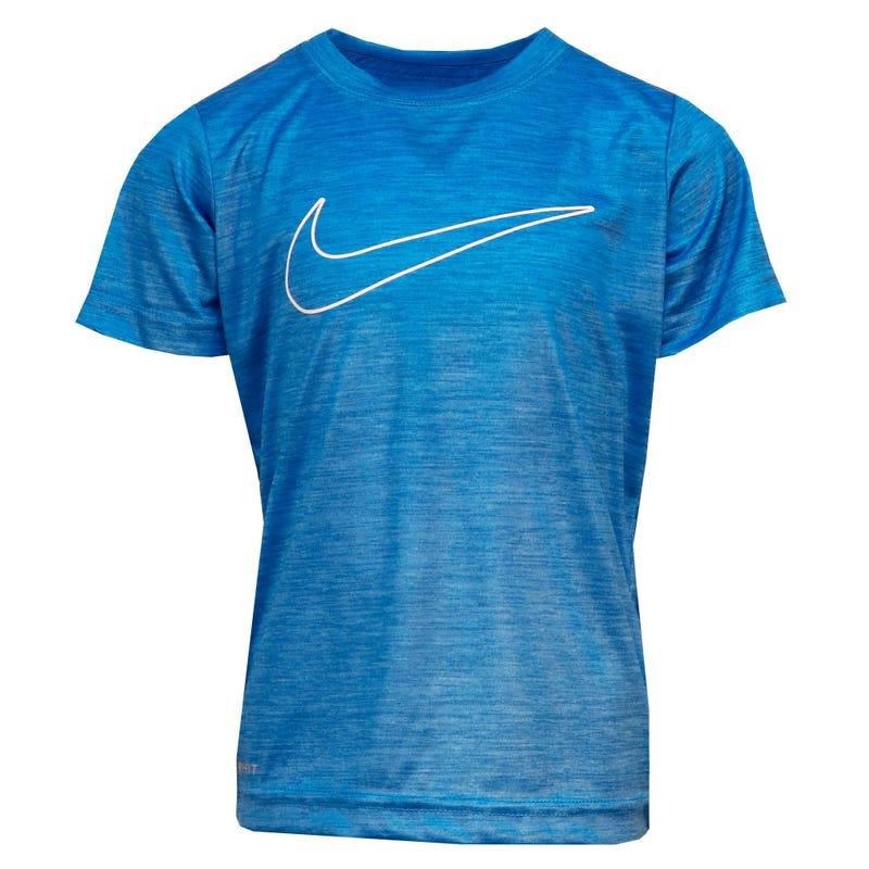 Crossdye Swoosh T-Shirt 4-7y