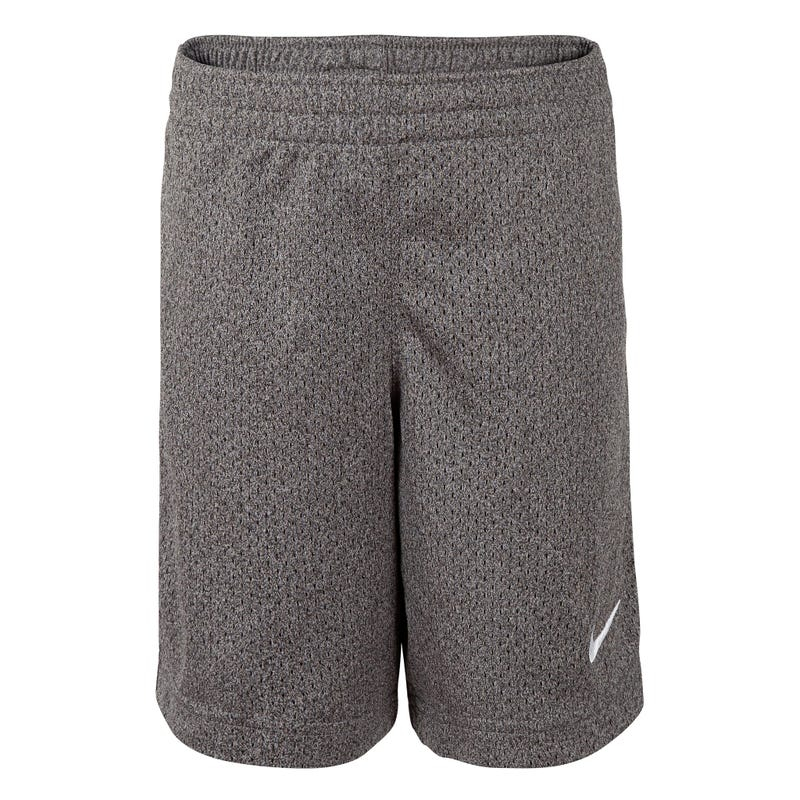 Short Mesh Heathered 4-7ans