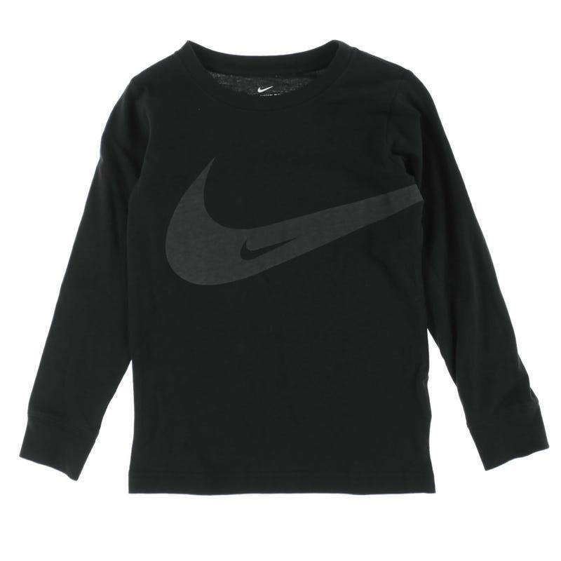T-Shirt à Manches Longues Hbr Swoosh 4-7ans