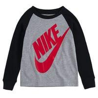 T-Shirt Raglan à Manches Longues Futura 4-7ans