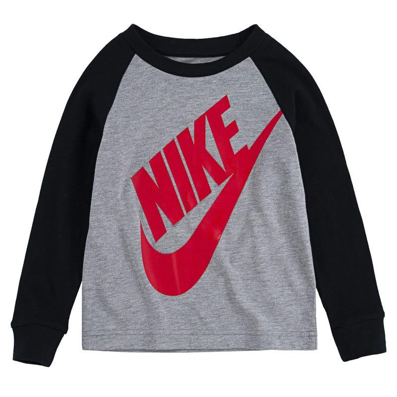 Futura L/S Raglan T-Shirt 4-7