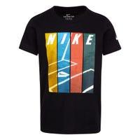 Color Block Field S/S T-Shirt
