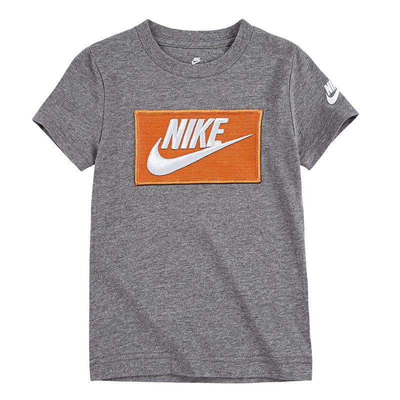 T-shirt Faux Futura Patch 4-7ans