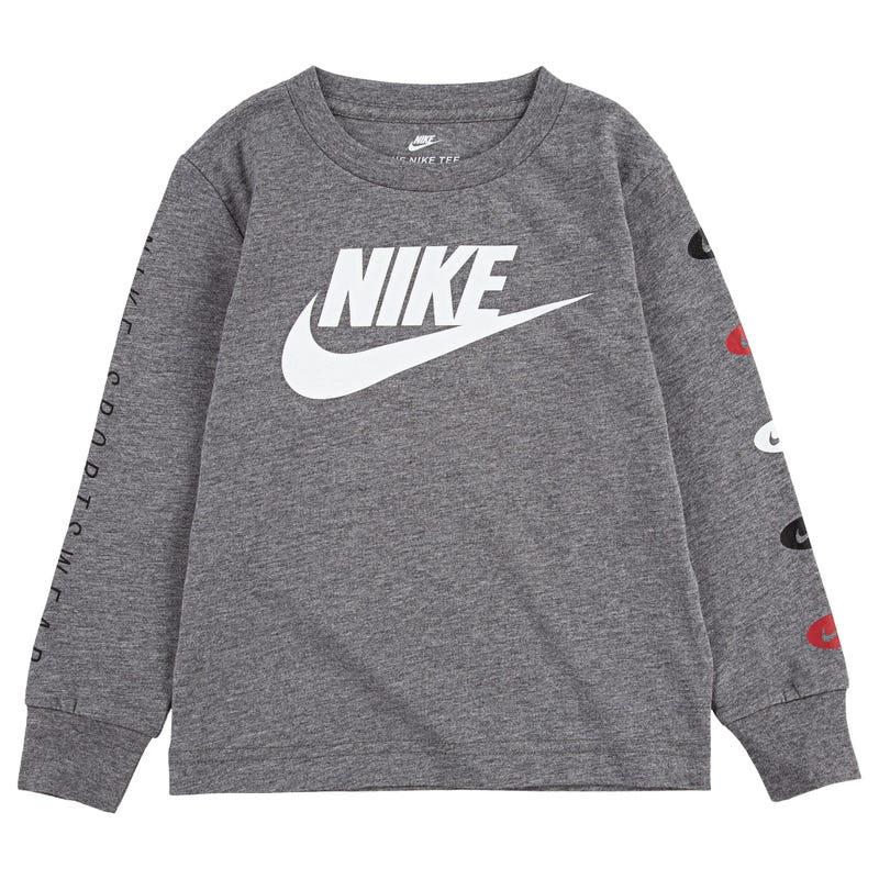 Multi-Brand l/s T-shirt 4-7