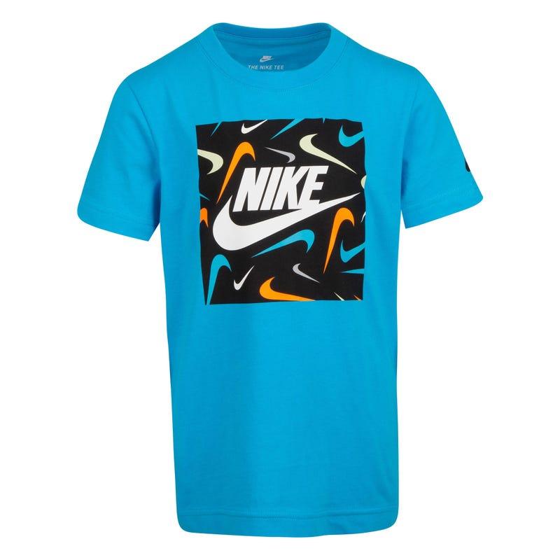 T-Shirt Motif Nike 4-7ans