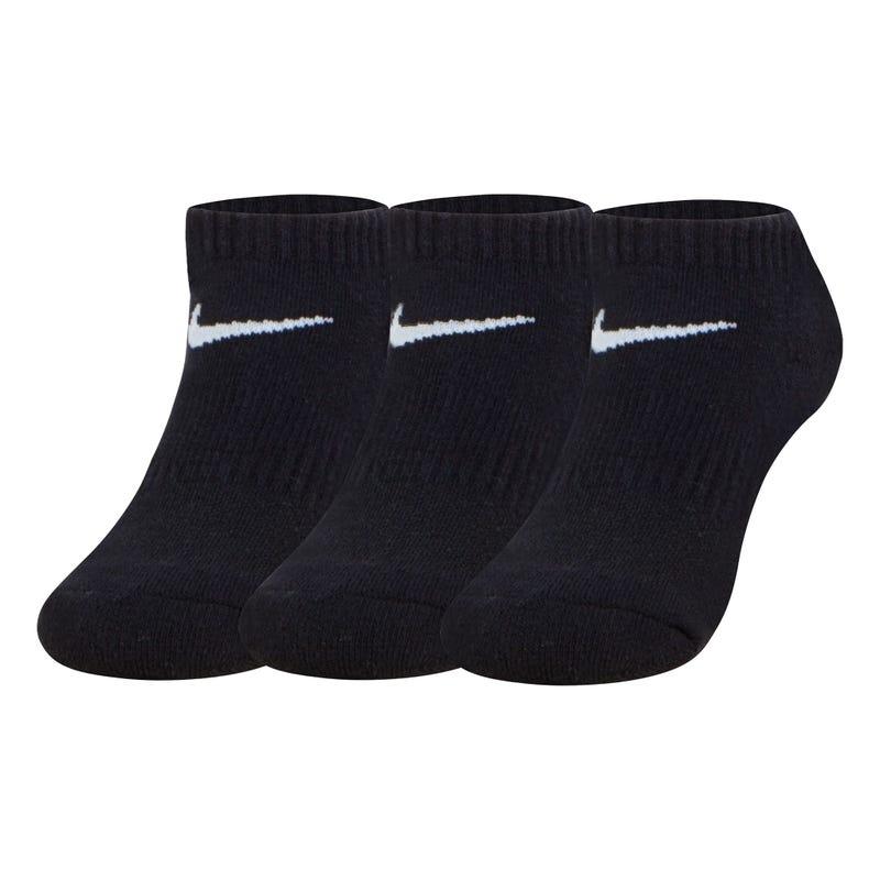 3-Pack Nike No Show Socks 5-7y