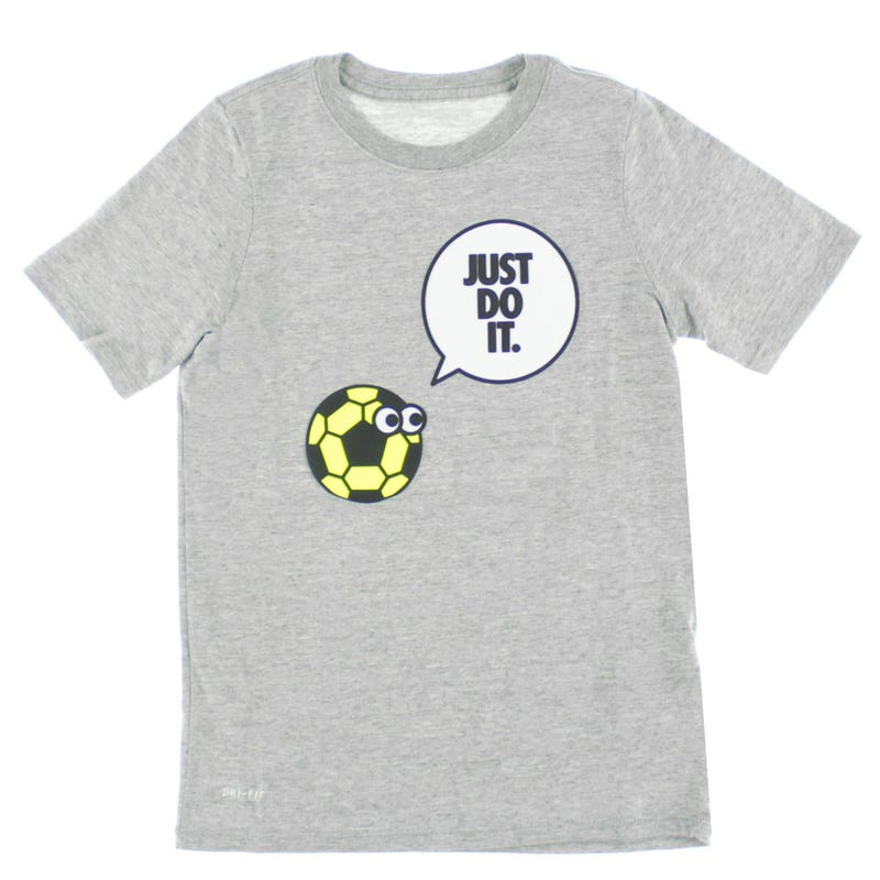 Dry Soccer Talking T-Shirt 8-16y