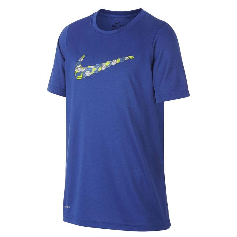 Dry Pixel Swoosh T-Shirt 8-16y