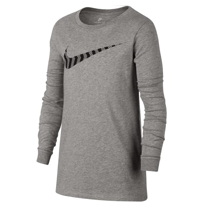 Swoosh Long Sleeve T-Shirt 8-16y