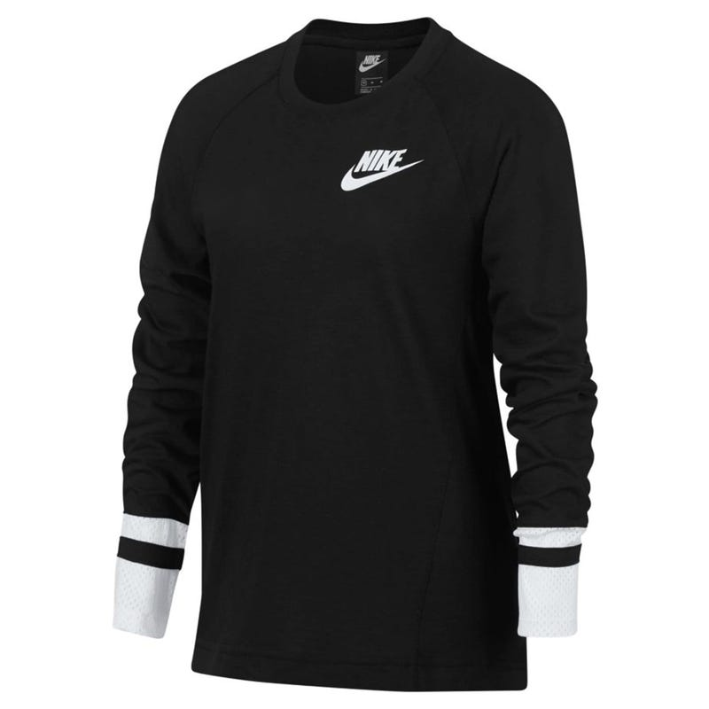 T-Shirt à Manches Longues Nike 8-16ans