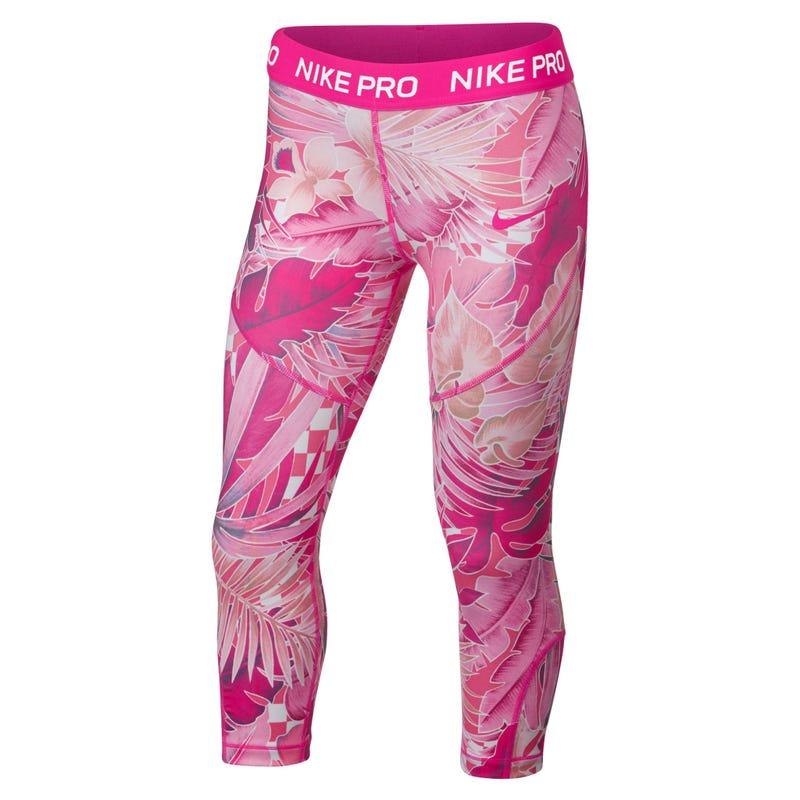 Legging 3/4 Imprimé Nike Pro 8-16ans