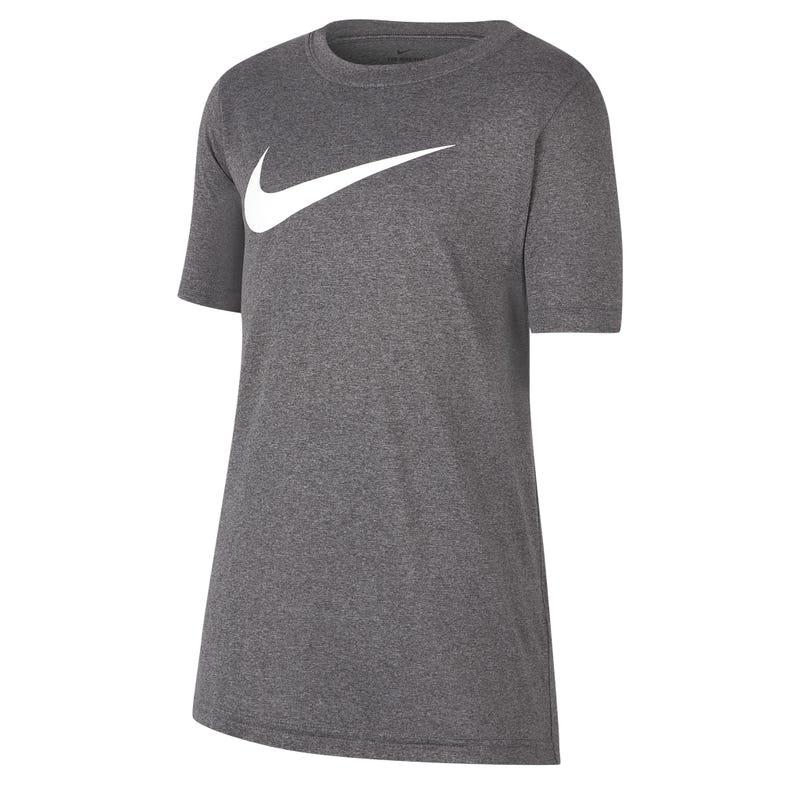Swoosh Grey T-Shirt 8-16