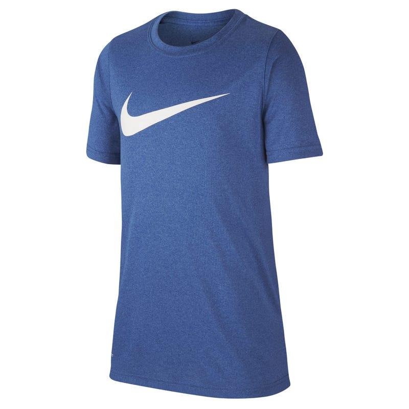 Swoosh Blue T-Shirt 8-16