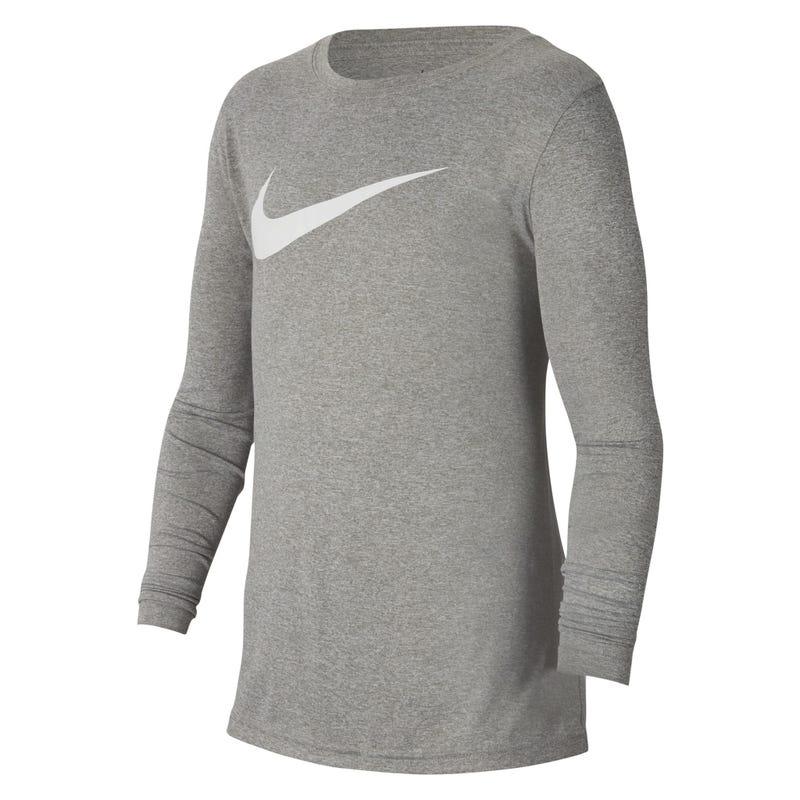 Nike Swoosh L/S T-Shirt 8-16