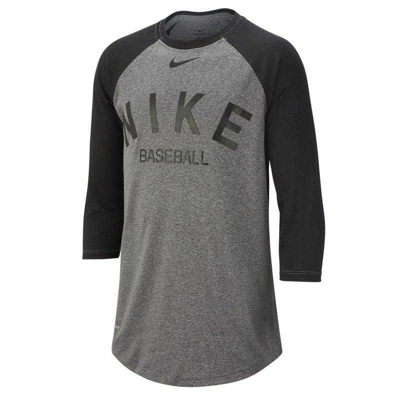 T-Shirt Raglan Baseball 8-16ans