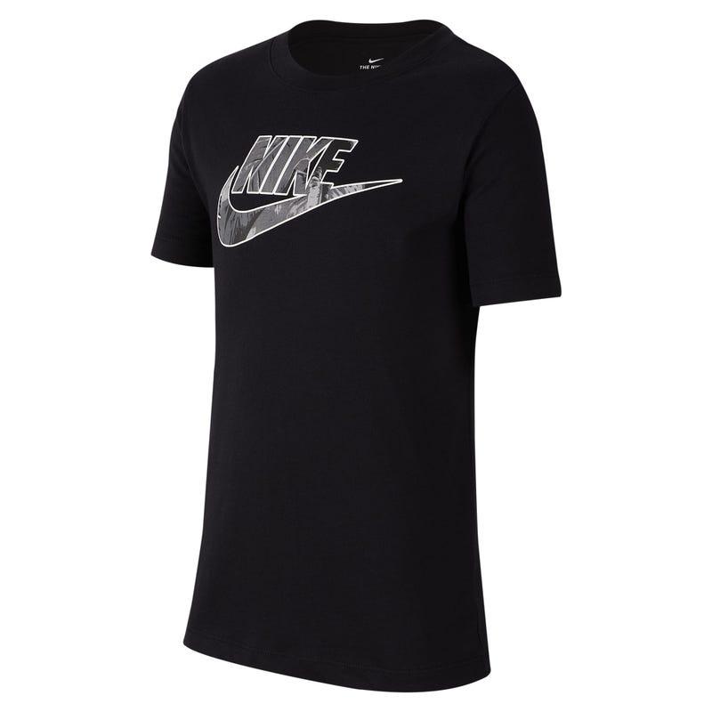 T-Shirt Futura Fille 8-16ans - Gris