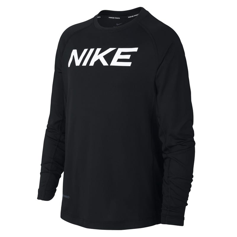 Pro Long Sleeves T-shirt 8-16y