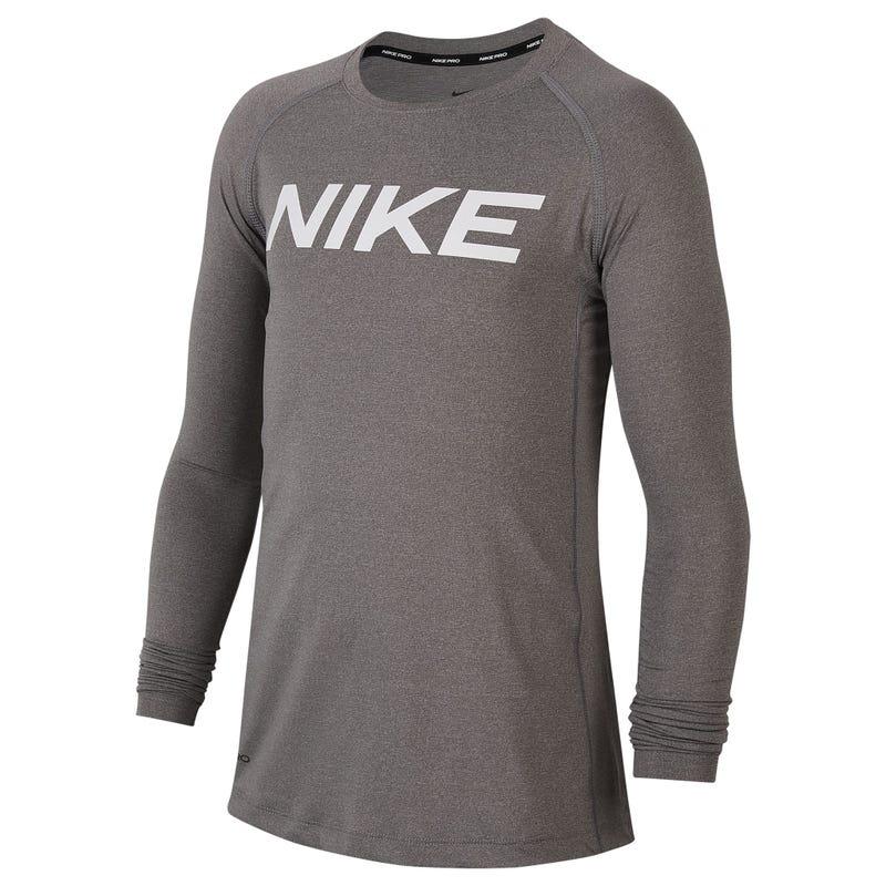 T-shirt Manches Longues Pro 8-14ans