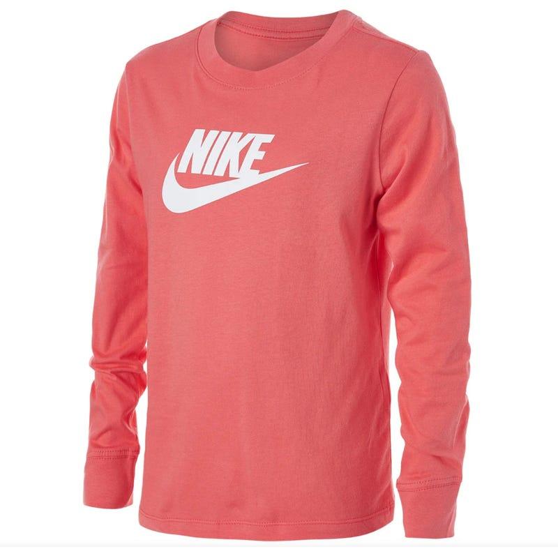 T-shirt Manches Longues Sportswear 8-14ans