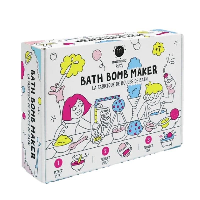 Bath Bomb Maker