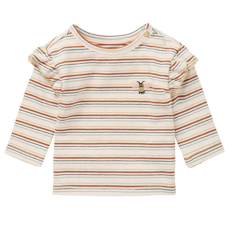 T-Shirt Rayé Mercier Nouveau-né - 24mois