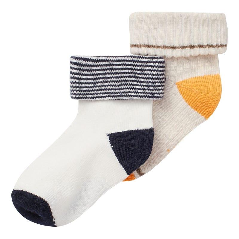 Treviso 2-Pack Socks  0-12m