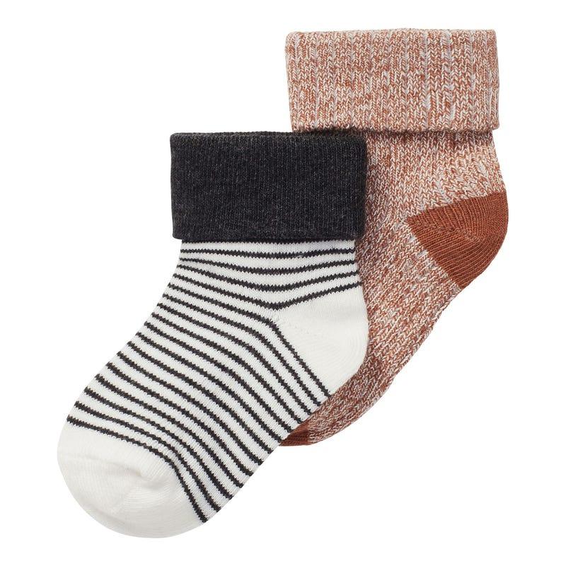 Saltash 2-Pack Socks  0-12m