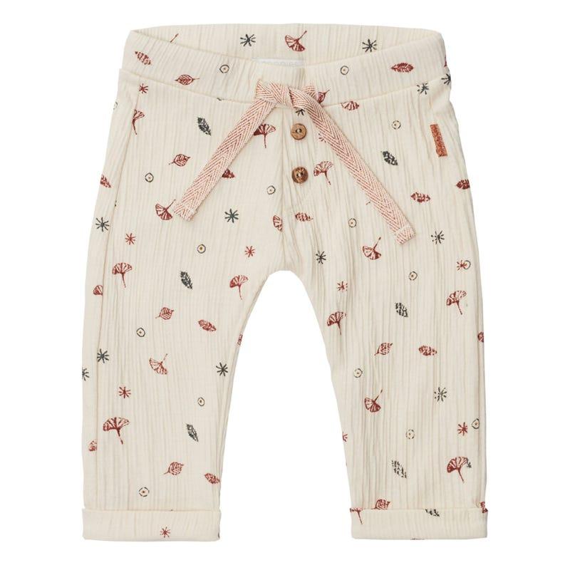 Pantalon Slim Imprimé Sanatoga Nouveau-né -24mois