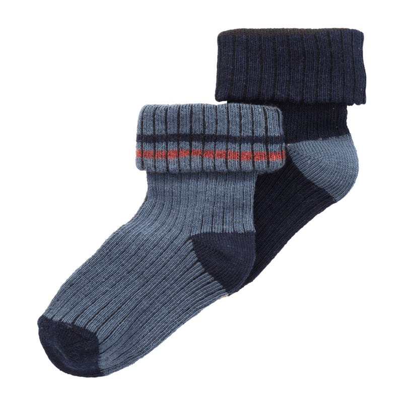 Rustavi 2 Pieces Socks 0-12m