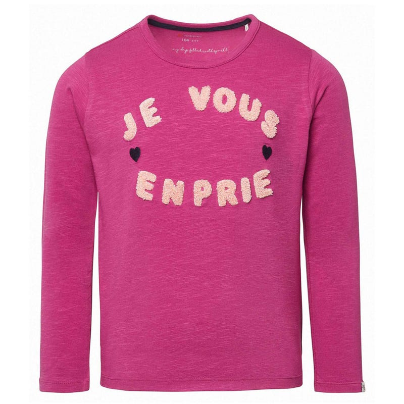 T-Shirt Bolu 2-8ans