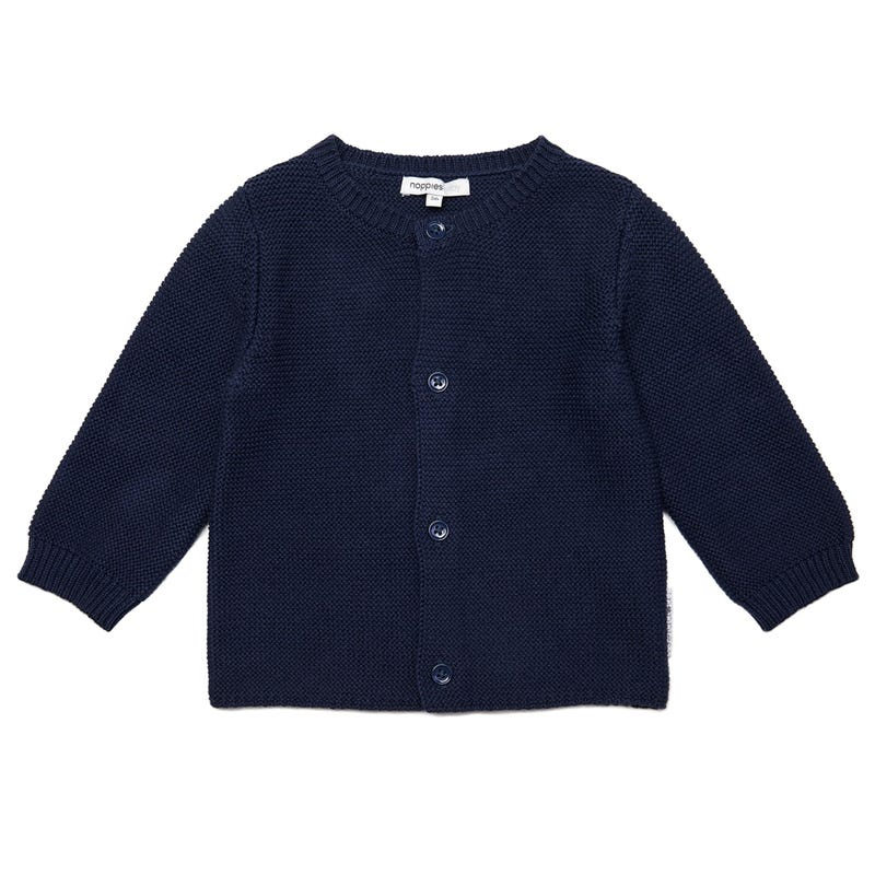 Jos Knit Cardigan Newborn-9m