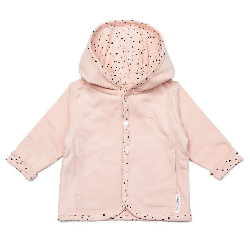 Bonny Hooded Cardigan Newborn-9m