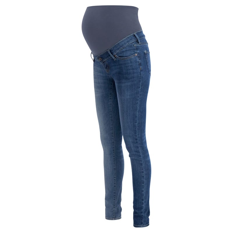 Jeans Skinny Avi Everyday Blue 30""