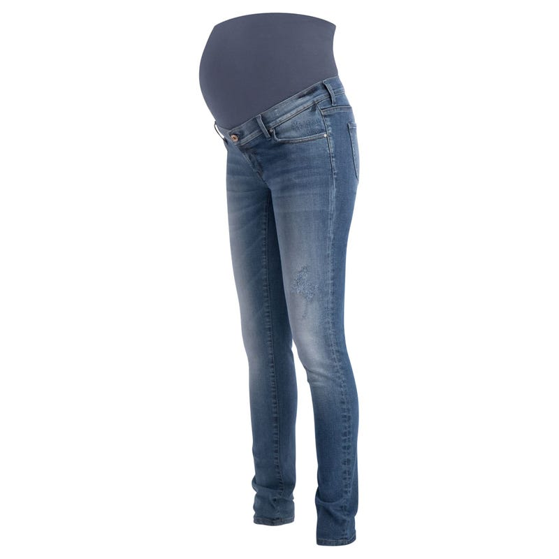 Jeans Skinny Tinted Blue 30""