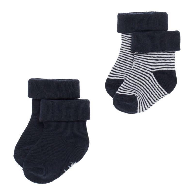 Guzz 2-Pack Socks 0-12m