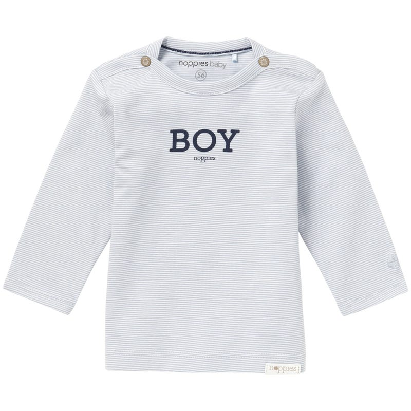 Newman Long Sleeves T-shirt Premature-9m