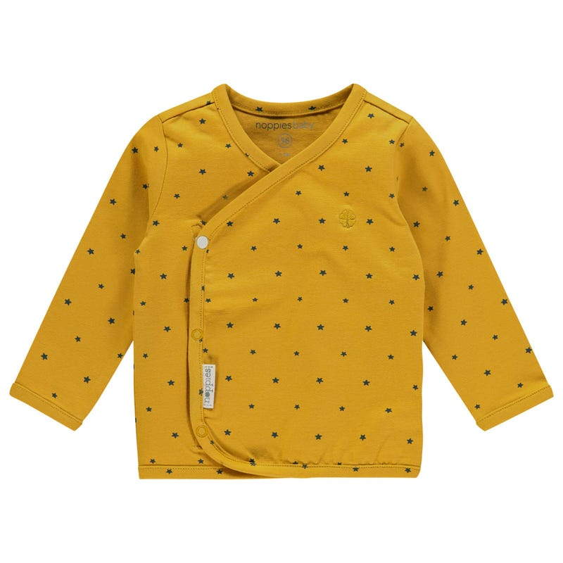 Taylor Long Sleeves T-shirt Premature-9m