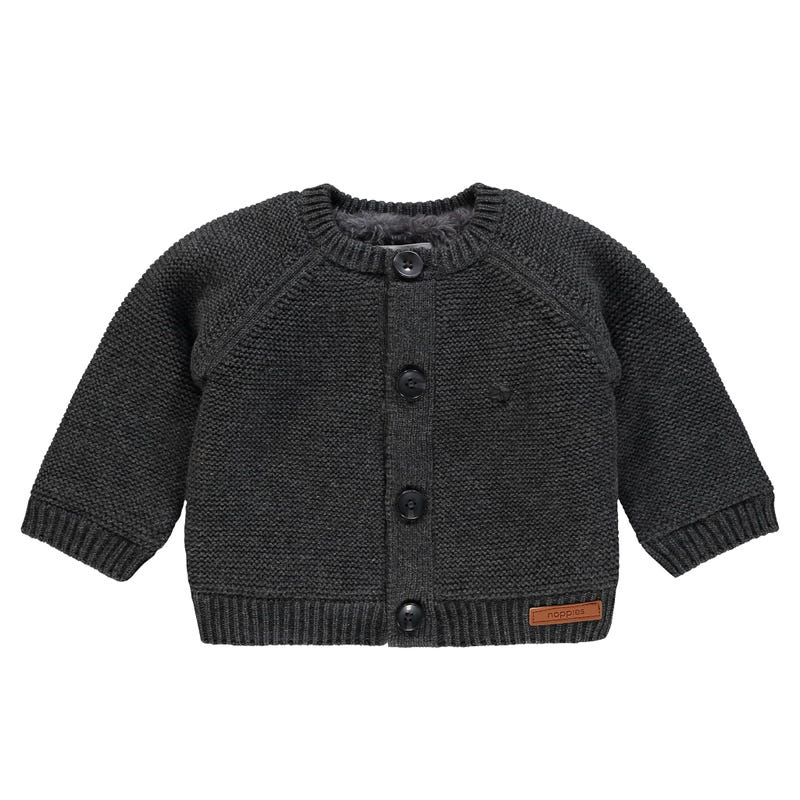 Dani Knit Cardigan Premature-9m