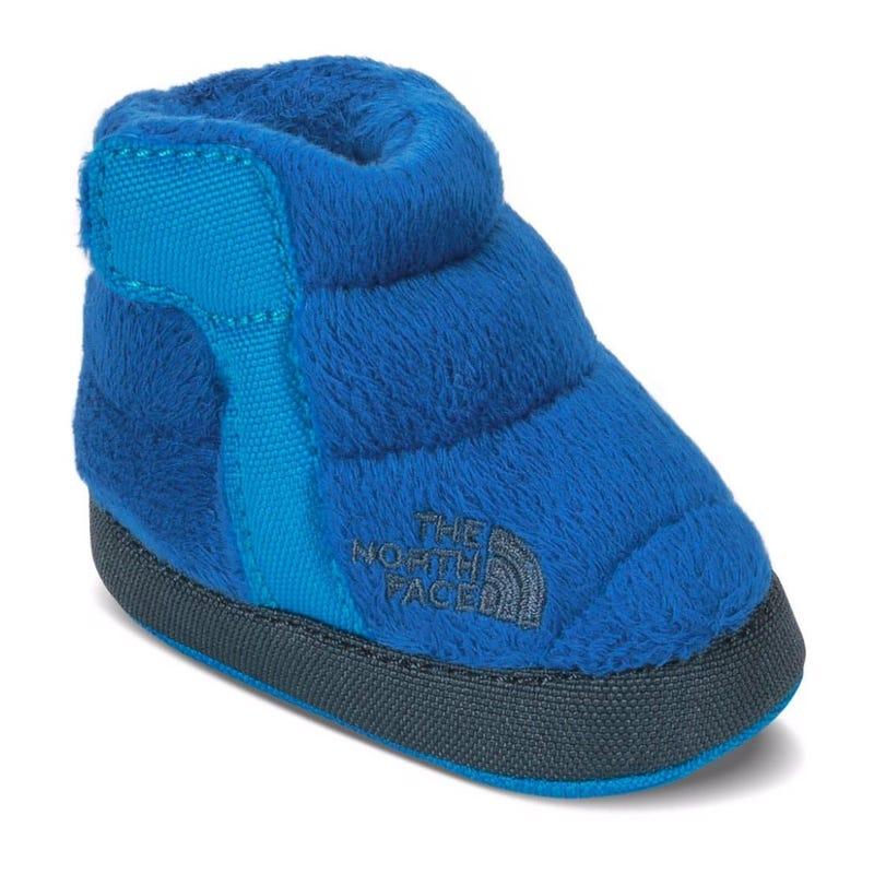 Bottines Northface Bleues 1-9m