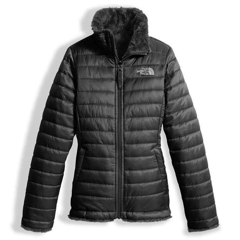 Reversible Mossbud Swirl Jacket 7-18y