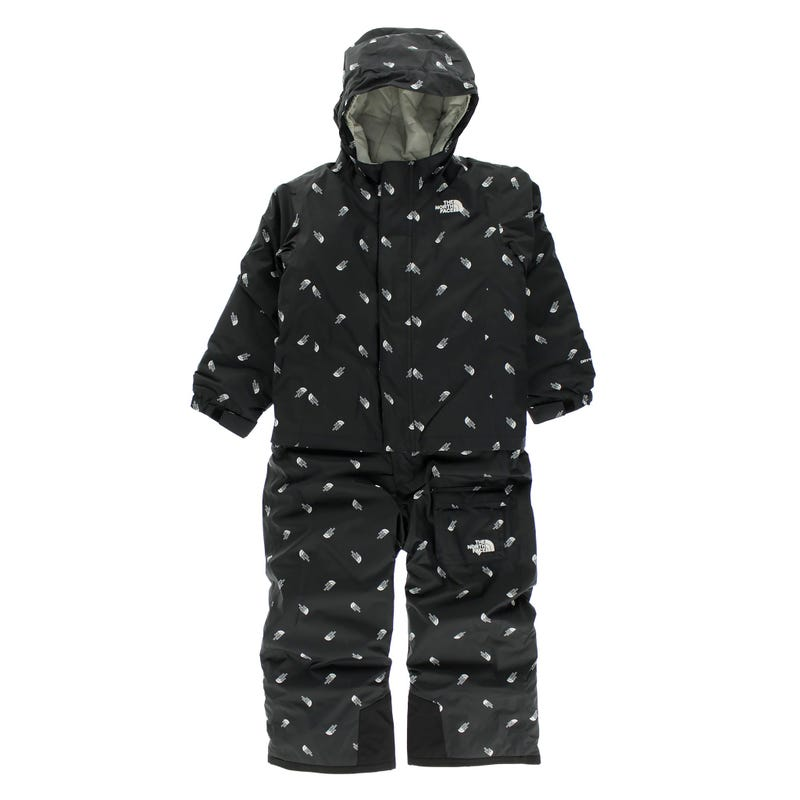 North Face 1pce Snowsuit 2-5