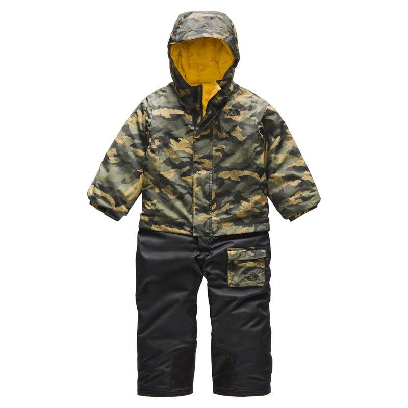 North Face 1pce Snowsuit 2-5
