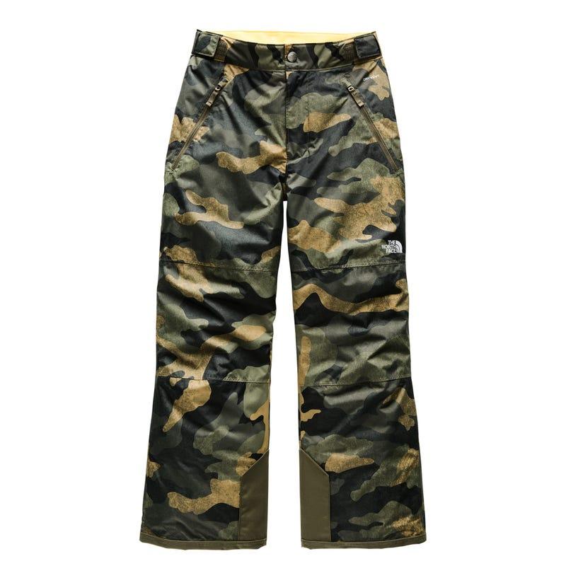 Pantalon Freedom Camo 7-16ans