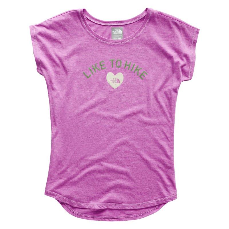 T-Shirt Tri Blend 7-16ans